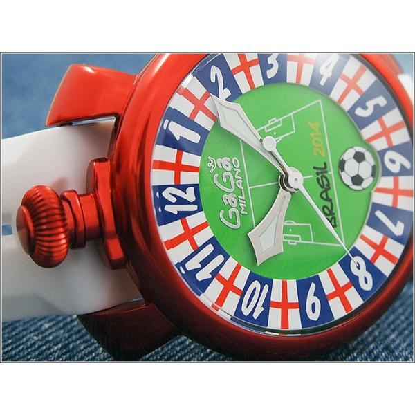 ガガミラノ GAGA MILANO 腕時計 5070.6 ラバーベルト|ippin|02