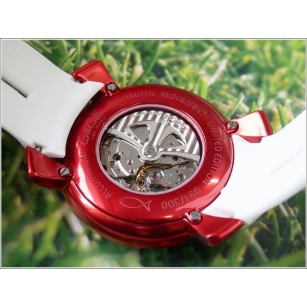 ガガミラノ GAGA MILANO 腕時計 5070.6 ラバーベルト|ippin|03