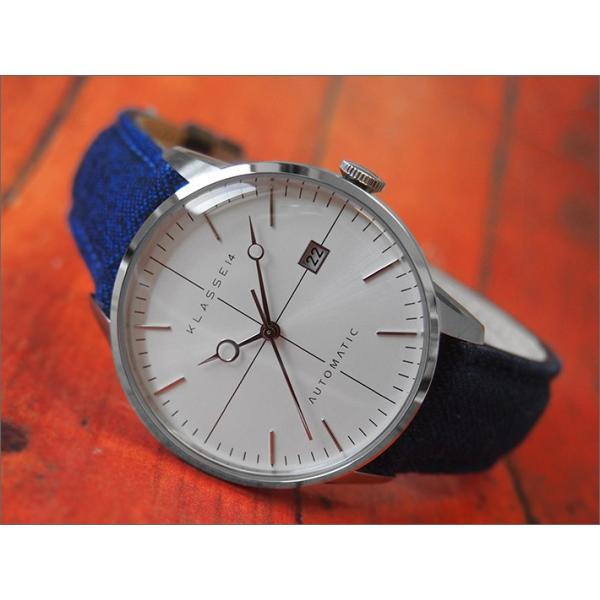 クラス14 KLASSE14 腕時計 MARIO NOBILE DISCO VOLANTE SARTORIA DI17SR003M メンズ テキスタイルベルト|ippin