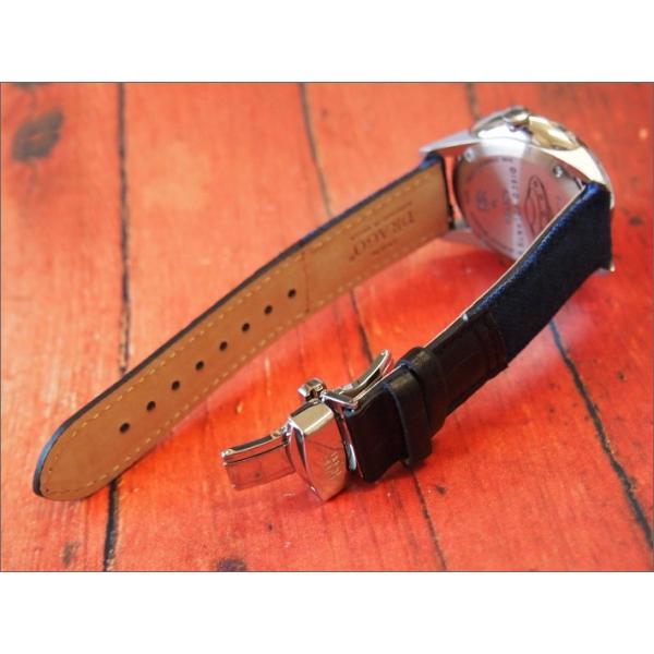 クラス14 KLASSE14 腕時計 MARIO NOBILE DISCO VOLANTE SARTORIA DI17SR003M メンズ テキスタイルベルト|ippin|04
