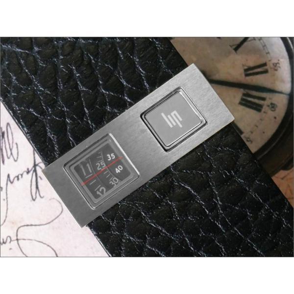 リップ LIP 腕時計 1871332 バシュマコフ レザーベルト クォーツ|ippin|03