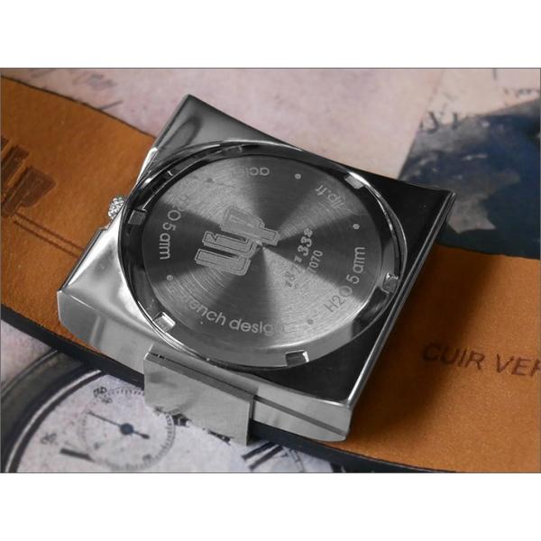 リップ LIP 腕時計 1871332 バシュマコフ レザーベルト クォーツ|ippin|04