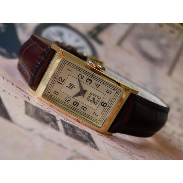 リップ LIP 腕時計 671001 チャーチル レザーベルト クォーツ|ippin|02