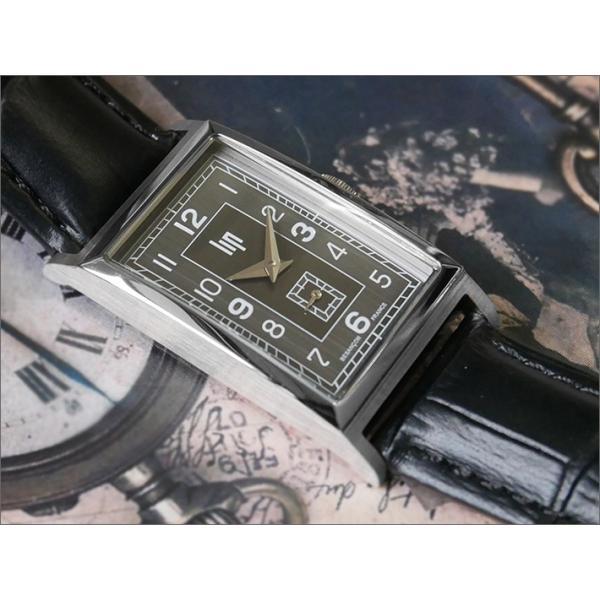リップ LIP 腕時計 671013 チャーチル レザーベルト クォーツ ippin 03