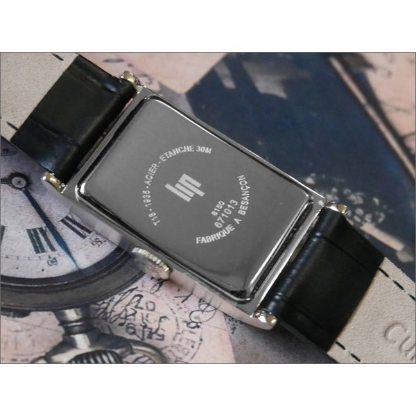リップ LIP 腕時計 671013 チャーチル レザーベルト クォーツ ippin 04
