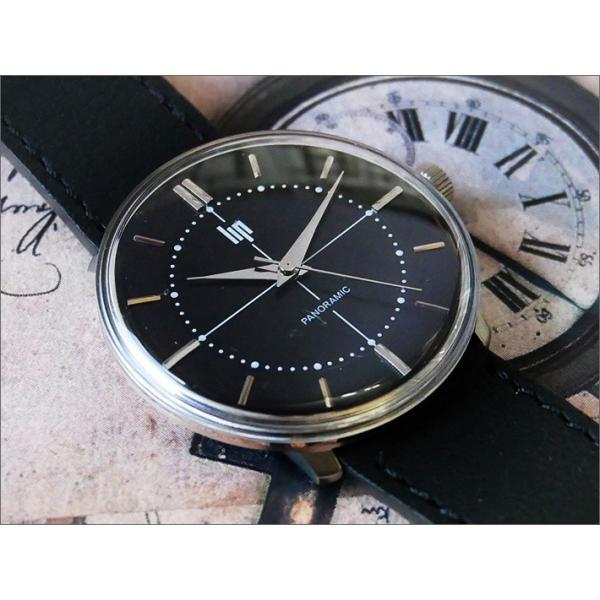リップ LIP 腕時計 671063 パノラミック レザーベルト クォーツ|ippin|03