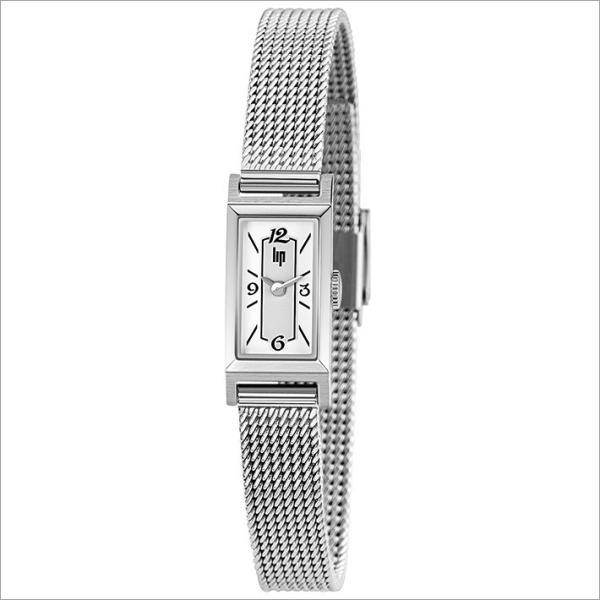リップ LIP 腕時計 671227 チャーチル T-13 メッシュメタルベルト クォーツ レディース|ippin