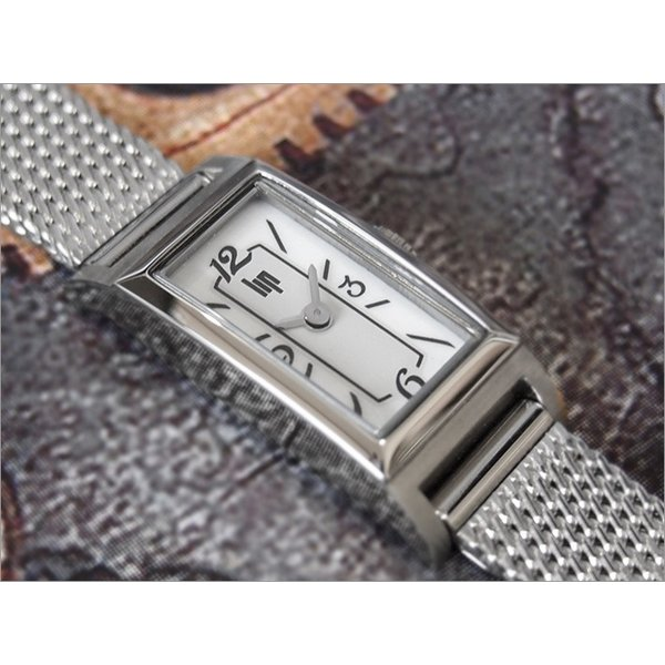 リップ LIP 腕時計 671227 チャーチル T-13 メッシュメタルベルト クォーツ レディース|ippin|03