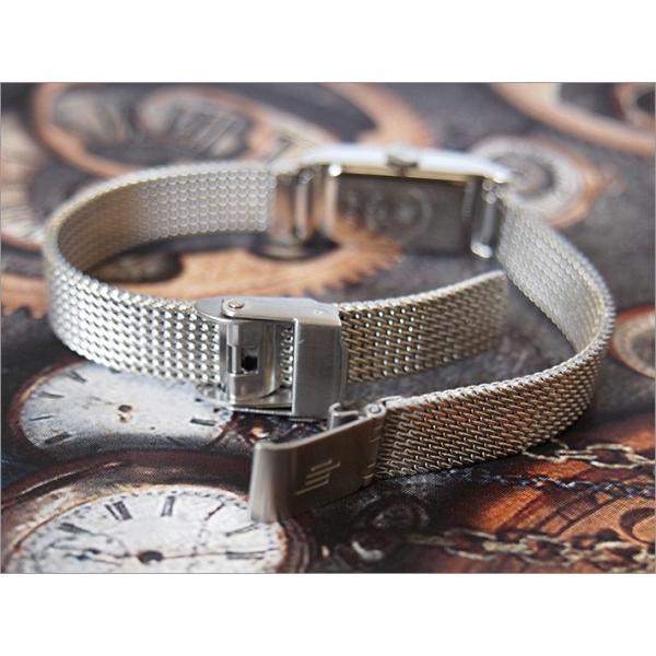 リップ LIP 腕時計 671227 チャーチル T-13 メッシュメタルベルト クォーツ レディース|ippin|05