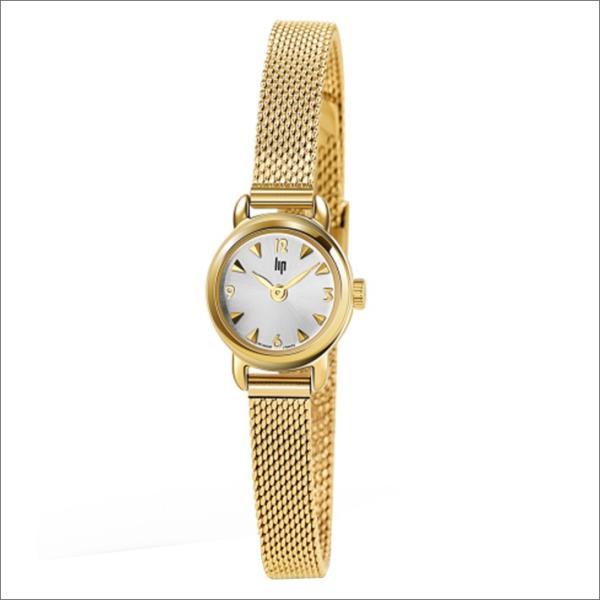 リップ LIP 腕時計 671265 アンリエッテ メッシュメタル ベルト クォーツ レディース|ippin