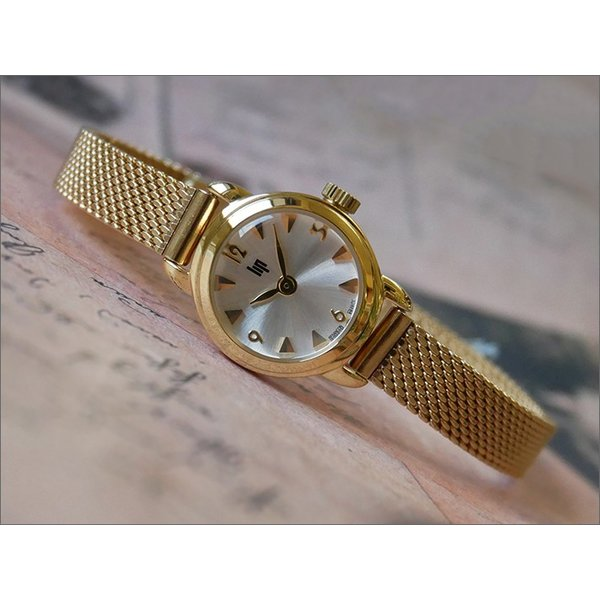 リップ LIP 腕時計 671265 アンリエッテ メッシュメタル ベルト クォーツ レディース|ippin|02