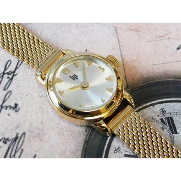 リップ LIP 腕時計 671265 アンリエッテ メッシュメタル ベルト クォーツ レディース|ippin|03