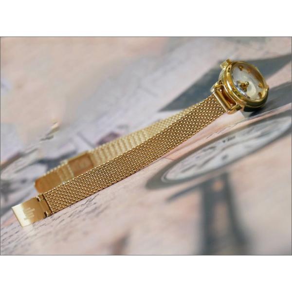 リップ LIP 腕時計 671265 アンリエッテ メッシュメタル ベルト クォーツ レディース|ippin|05