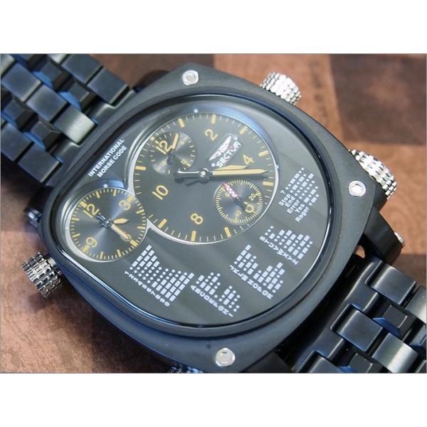 セクター SECTOR 腕時計 3253.907.025 クォーツ メタルベルト|ippin|02