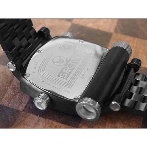 セクター SECTOR 腕時計 3253.907.025 クォーツ メタルベルト|ippin|03