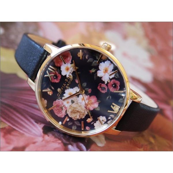 オリビアバートン OLIVIA BURTON 腕時計 OB14WG01 レディース レザーベルト|ippin