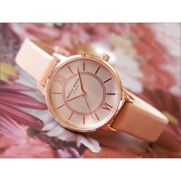 オリビアバートン OLIVIA BURTON 腕時計 OB15WD28 レディース レザーベルト|ippin