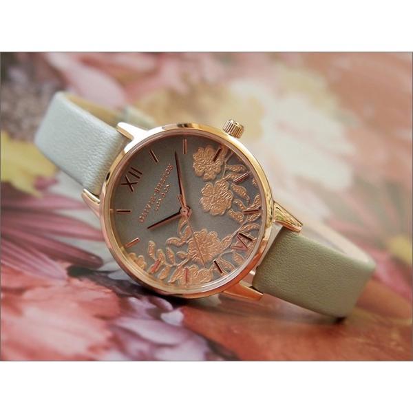 オリビアバートン OLIVIA BURTON 腕時計 OB16MV58 レディース レザーベルト