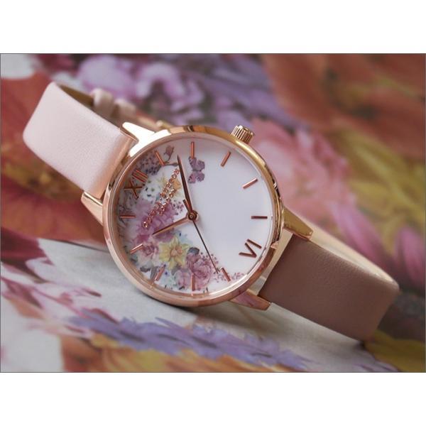 オリビアバートン OLIVIA BURTON 腕時計 OB16EG100 レディース レザーベルト|ippin