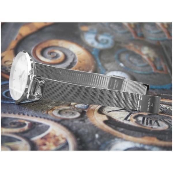 モックバーグ MOCKBERG 腕時計 MO1602 Elise レディース クォーツ メッシュメタルベルト|ippin|02