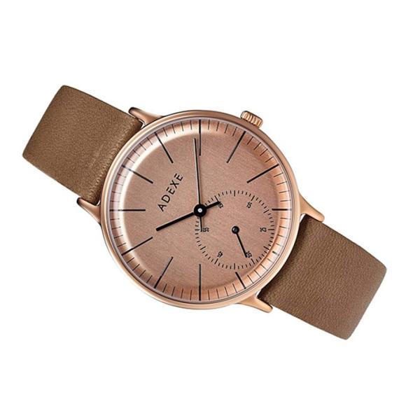 アデクス ADEXE 腕時計 1870A-06 クォーツ 33mm レディース ippin