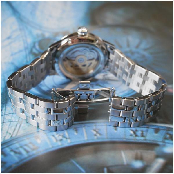 セイコー SEIKO 腕時計 SRPC97J1 メンズ メタルベルト プレサージュ オートマチック COCKTAIL FUYUGESHIKI 限定モデル (Cal 4R35)|ippin|04