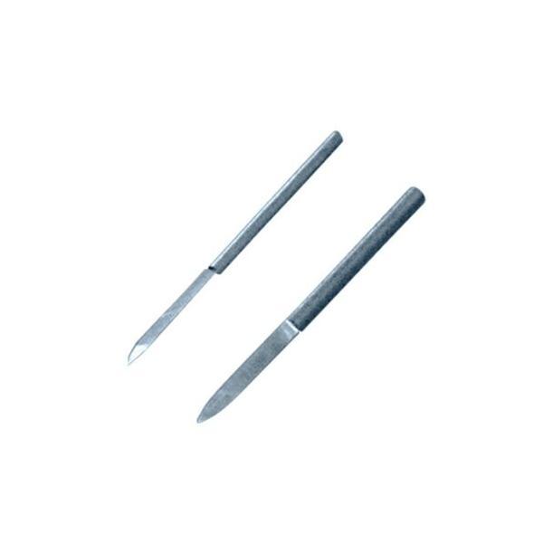木下式皮膚鍼(ひふしん) ステンレス三角錐型 J26-100 :cp10