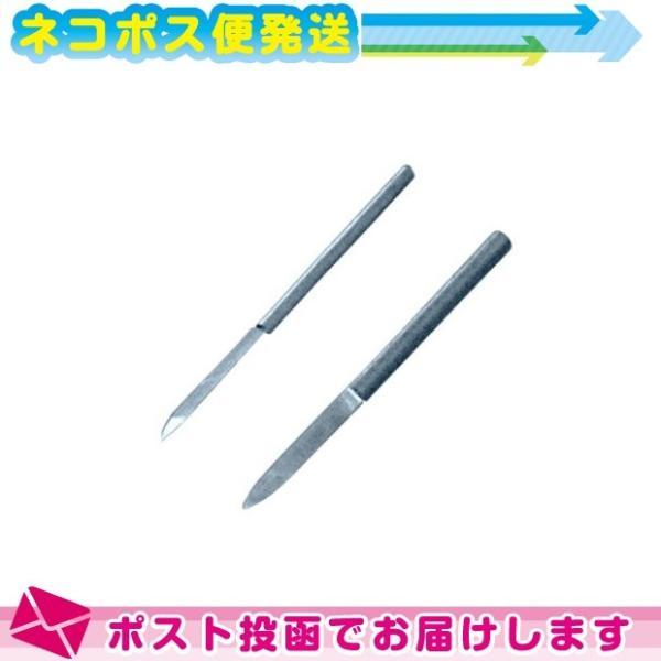 木下式皮膚鍼(ひふしん) ステンレス三角錐型 J26-100 :ネコポス発送