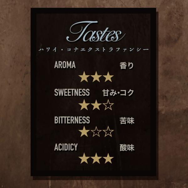アメリカ ハワイ・コナエクストラファンシー 100g|ippuku-coffe|02