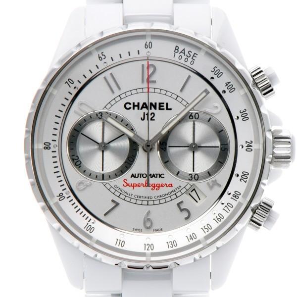 CHANEL シャネル J12 スーパーレッジェーラ H3410 中古 339579 :ip-cha-wt ...