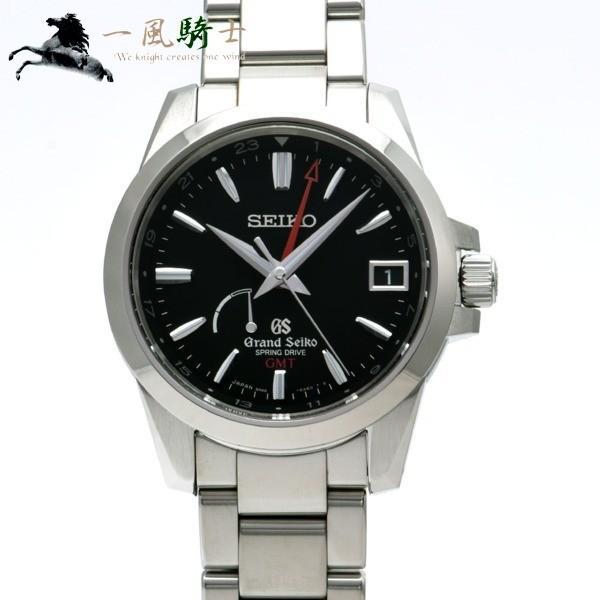 SEIKO セイコー グランドセイコー メカニカル スプリングドライブ GMT SBGE013 9R66-0AE0 中古 311930
