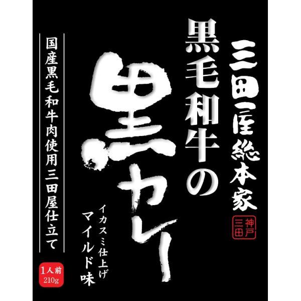 レトルトビーフカレー/三田屋総本家黒カレー210g|iqfarms
