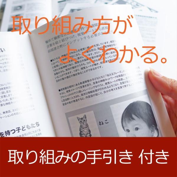 言葉の遅れや会話が苦手な発達障害や自閉症の子供が会話でのコミュニケーションスキルを「見て学べる」フラッシュカードDVD「言語訓練(ST)全28巻」です。|iqgakuen|07