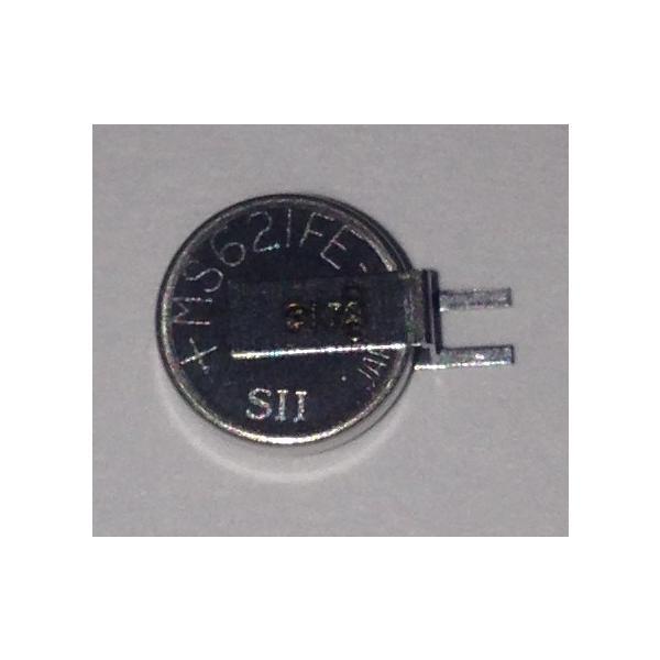 MSリチウム二次電池 MS621FE FL11E セイコーインスツル(SII) 3V