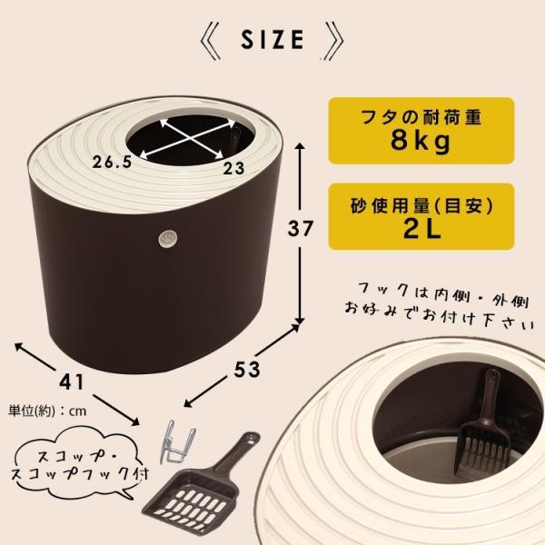 上からシステム猫トイレスターターセット アイリスオーヤマ システムトイレ用 1週間におわない 消臭シート 脱臭シート 猫トイレ ネコトイレ|irisplaza|21