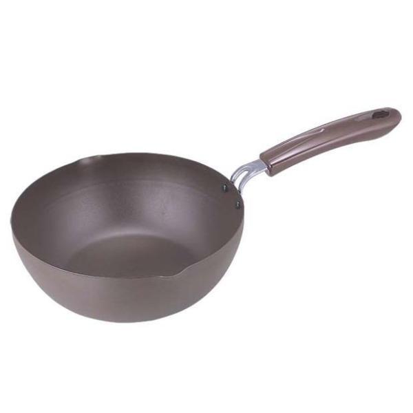 フライパン IH対応 お弁当ぴったり 深型フライパン20cm 27737 下村企販 揚げ物 鉄 深型マルチパン