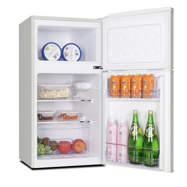 冷蔵庫 冷凍庫 2ドア 85L 家庭用 一人暮らし おしゃれ Grand-Line 2ドアレトロ冷凍/冷蔵庫 85L  (D) 小型 1人暮らし デザイン コンパクト|irisplaza|14