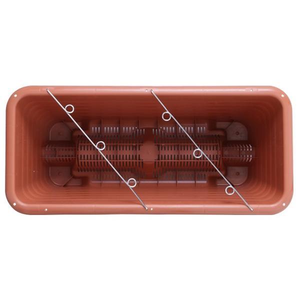 鉢 プランター 長方形 エアープランター 600 アイリスオーヤマ 在庫限り|irisplaza|02