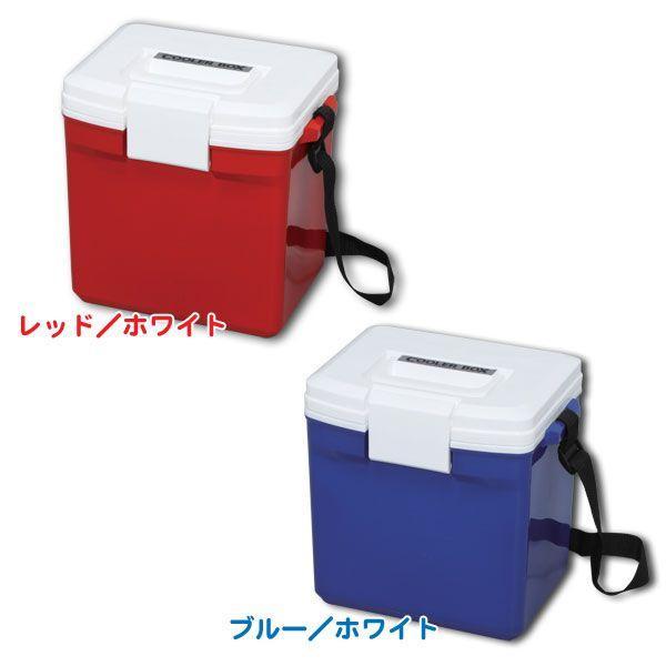 クーラーボックス 小型 保冷力 おしゃれ 釣り CL-7 レッド/ホワイト・ブルー/ホワイト(7L/クーラー バッグ 保冷バック 保冷剤/アイリスオーヤマ)|irisplaza|02