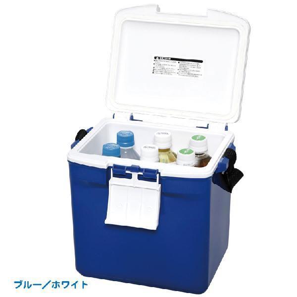 クーラーボックス 小型 保冷力 おしゃれ 釣り CL-7 レッド/ホワイト・ブルー/ホワイト(7L/クーラー バッグ 保冷バック 保冷剤/アイリスオーヤマ)|irisplaza|05