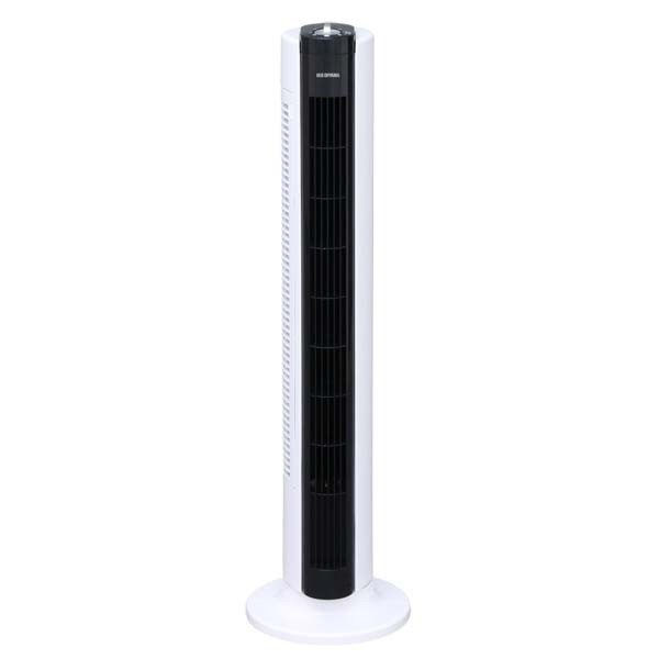 扇風機 タワーファン アイリスオーヤマ スリム スタイリッシュ タワー型扇風機 タワー扇風機 メカ式 TWF-D81  左右首振り おしゃれ (あすつく) irisplaza 16