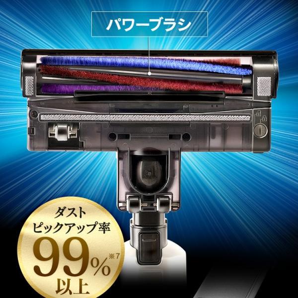 掃除機 アイリスオーヤマ スティッククリーナー コードレス モップ 軽量 極細 極細軽量スティッククリーナー IC-SLDCP5|irisplaza|09