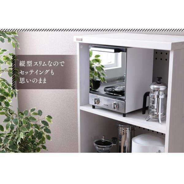 トースター アイリスオーヤマ オーブントースター 2枚 おしゃれ 縦型 コンパクト 2段構造 ミラーオーブントースター MOT-012|irisplaza|06