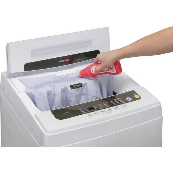 洗濯機 5kg アイリスオーヤマ 新品 設置 一人暮らし 全自動洗濯機 新生活 えりそでクリップボード付き IAW-T501  タイムセール!|irisplaza|16
