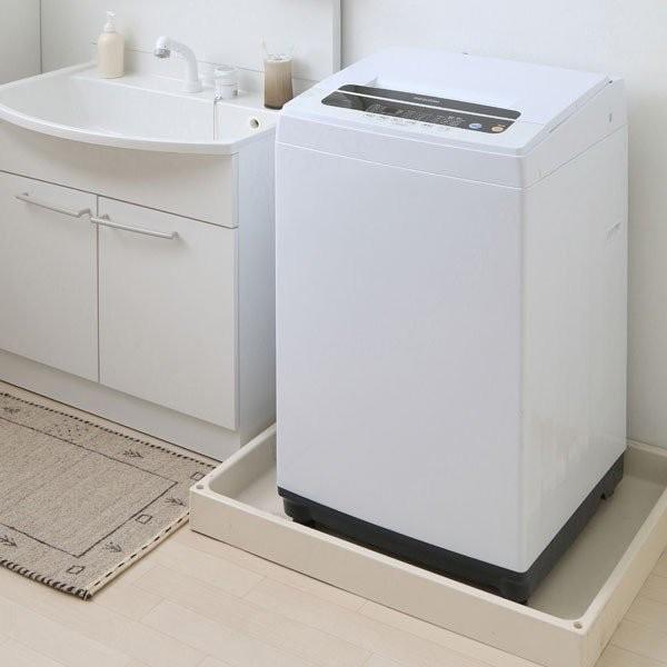 洗濯機 5kg アイリスオーヤマ 新品 設置 一人暮らし 全自動洗濯機 新生活 えりそでクリップボード付き IAW-T501  タイムセール!|irisplaza|08