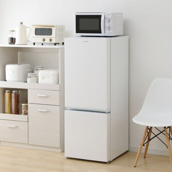 冷蔵庫 156L 2ドア アイリスオーヤマ 新品 新生活 ノンフロン冷凍冷蔵庫 ホワイト 白物家電 大容量 AF156-WE タイムセール! irisplaza 14