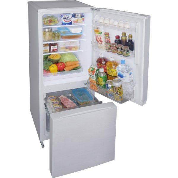 冷蔵庫 156L 2ドア アイリスオーヤマ 新品 新生活 ノンフロン冷凍冷蔵庫 ホワイト 白物家電 大容量 AF156-WE タイムセール! irisplaza 16