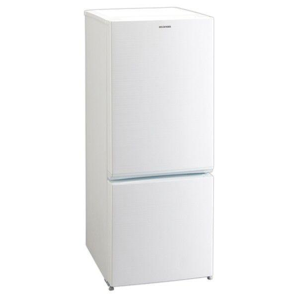 冷蔵庫 156L 2ドア アイリスオーヤマ 新品 新生活 ノンフロン冷凍冷蔵庫 ホワイト 白物家電 大容量 AF156-WE タイムセール! irisplaza 18