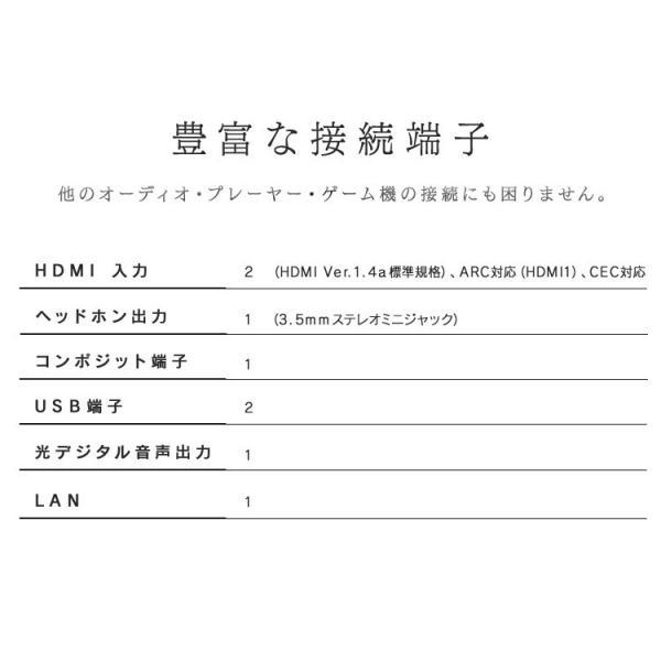 テレビ 32インチ アイリスオーヤマ 32型 液晶テレビ ハイビジョン LUCA  LT-32A320  タイムセール! :予約品|irisplaza|12