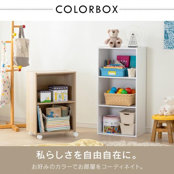 カラーボックス CBボックス 2段 CX-2 アイリスオーヤマ 収納家具 収納棚 収納ラック 本棚 おしゃれ 限定数量超特価|irisplaza|02